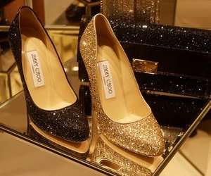 shoes, Jimmy Choo, and high heels image