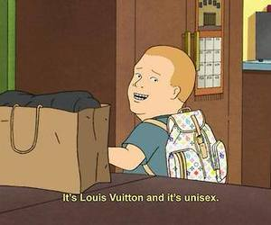 funny, Louis Vuitton, and cartoon image