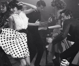 dance, vintage, and dancing image