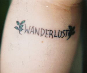 wanderlust, text, and boy image
