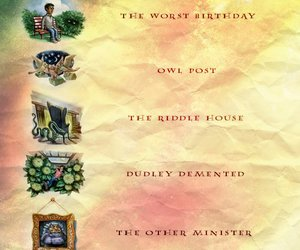 harry potter and chapter image