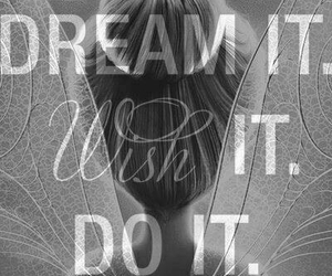 Dream, wish, and tinkerbell image