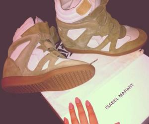 sneakers and isabel marant sneakers image