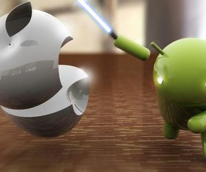 android, apple, and nice image