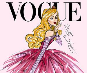 draw, pretty, and vogue image