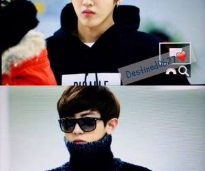 airport, kris, and chanyeol image