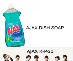 kpop and a-jax image