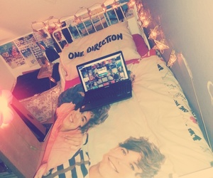 girly, 1d, and lights image