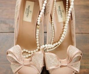 shoes, Valentino, and heels image