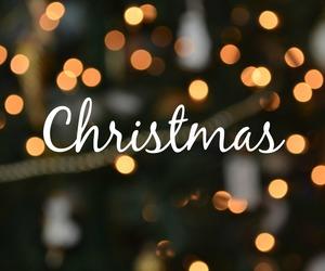 light, christmas, and boy image