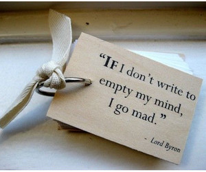 mind, quote, and Lord Byron image