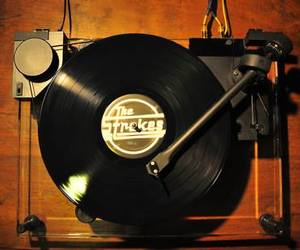 the strokes, music, and vinil image