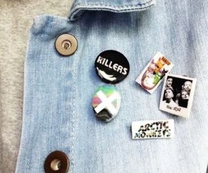 arctic monkeys, hipster, and the killers image
