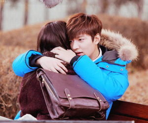 the heirs, lee min ho, and park shin hye image