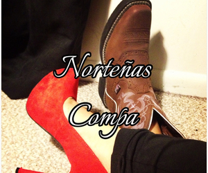 banda, boots, and heels image