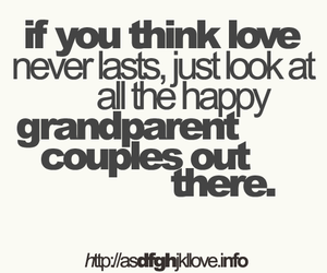 grandparents, lasts, and quote image