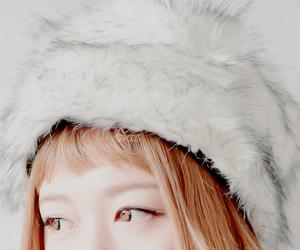 girl, hat, and ulzzang image