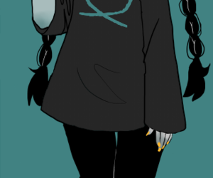 homestuck, teal blood, and fantroll image