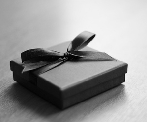 gift, bow, and present image