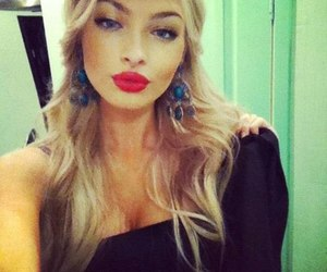 blonde, alena shishkova, and pretty image