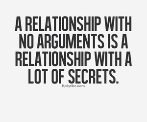 quotes, love, and secrets image