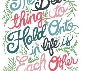 quote, life, and audrey hepburn image