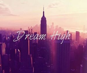 Dream, high, and city image