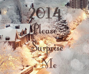 2014, new year, and winter image