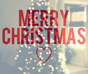 christmas, happy, and love image