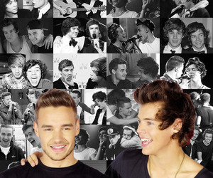 one direction, liam payne, and lirry image