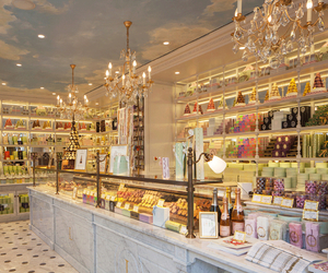 france, laduree, and macarons image