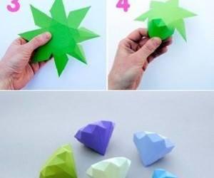 diy, diamond, and Paper image