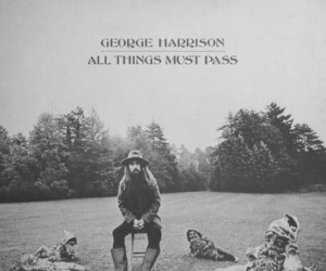 george harrison and all things must pass image