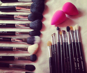 beauty, girly, and cosmetics image