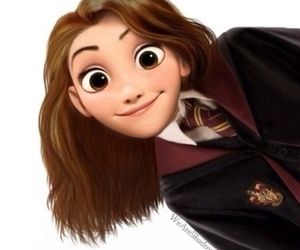 harry potter, rapunzel, and disney image