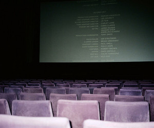 cinema, vintage, and grunge image