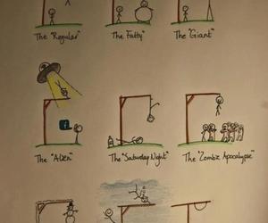 hangman and funny image