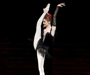 ballet, ballerina, and Carmen image