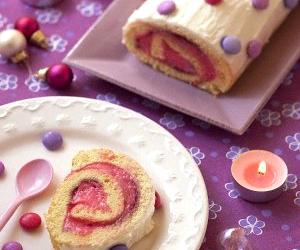 cake, christmas, and girl image