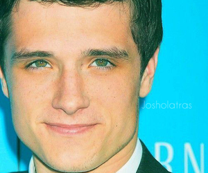 josh hutcherson, the hunger games, and hunger games image