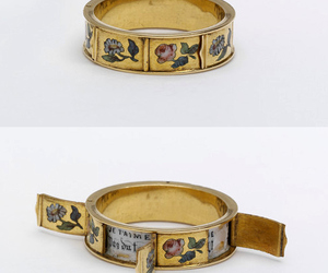 fashion, quote, and ring image