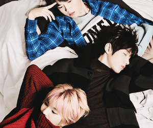 infinite, sungjong, and woohyun image