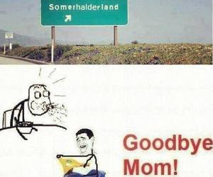 ian somerhalder, funny, and goodbye image