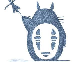 My Neighbor Totoro, spirited away, and studio ghibli image