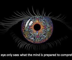 quotes, eye, and eyes image