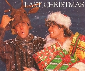 music, wham, and last christmas image