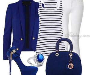 clothes and blue image