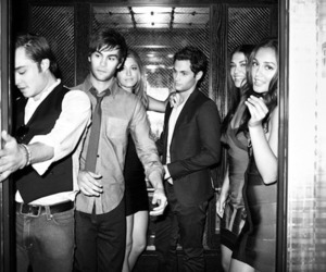 gossip girl, blake lively, and chuck bass image