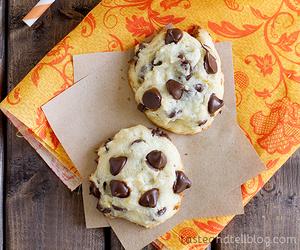 chocolate, Cookies, and orange image