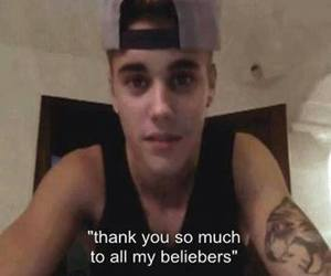 believe, beliebers, and cry image